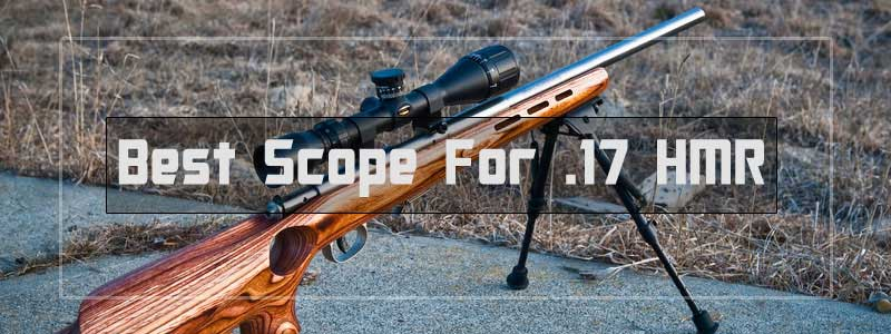 Best Scope for .17 HMR: Top 5 in 2018