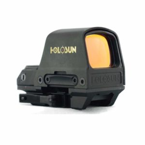 HOLOSUN HS510C - Solar Powered reflex sight