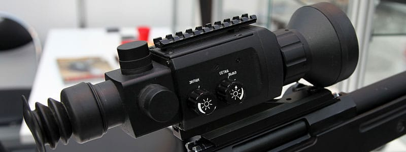 Best Thermal Scope: Top 5 Pick For 2018