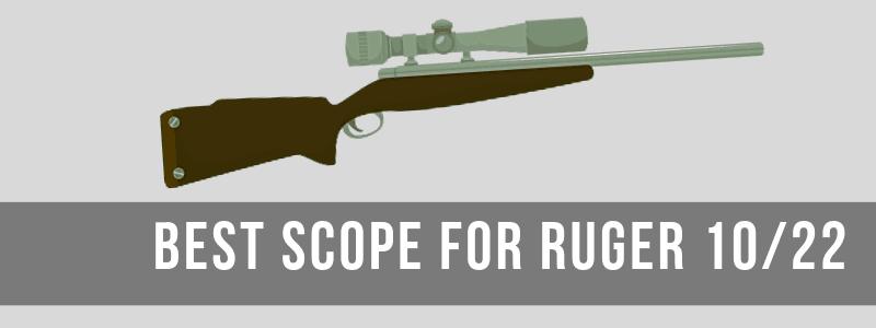 Best scope for ruger 10 22