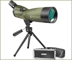 barska spotting scope review