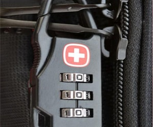 How To Secure A Backpack With A Smart Padlock